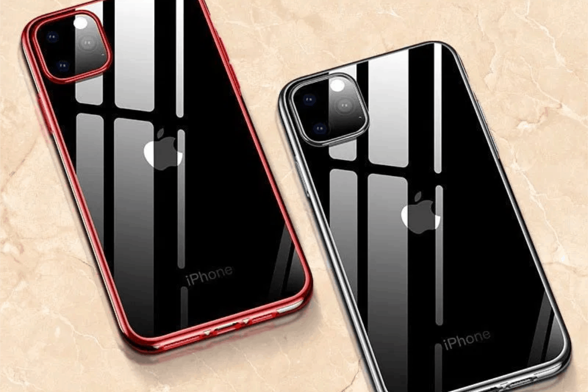clear cases for iPhone 11, iPhone 11 Pro and iPhone 11 Pro Max