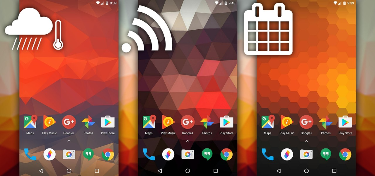 Change Your Wallpaper Automatically by Time, Day, Location & More
