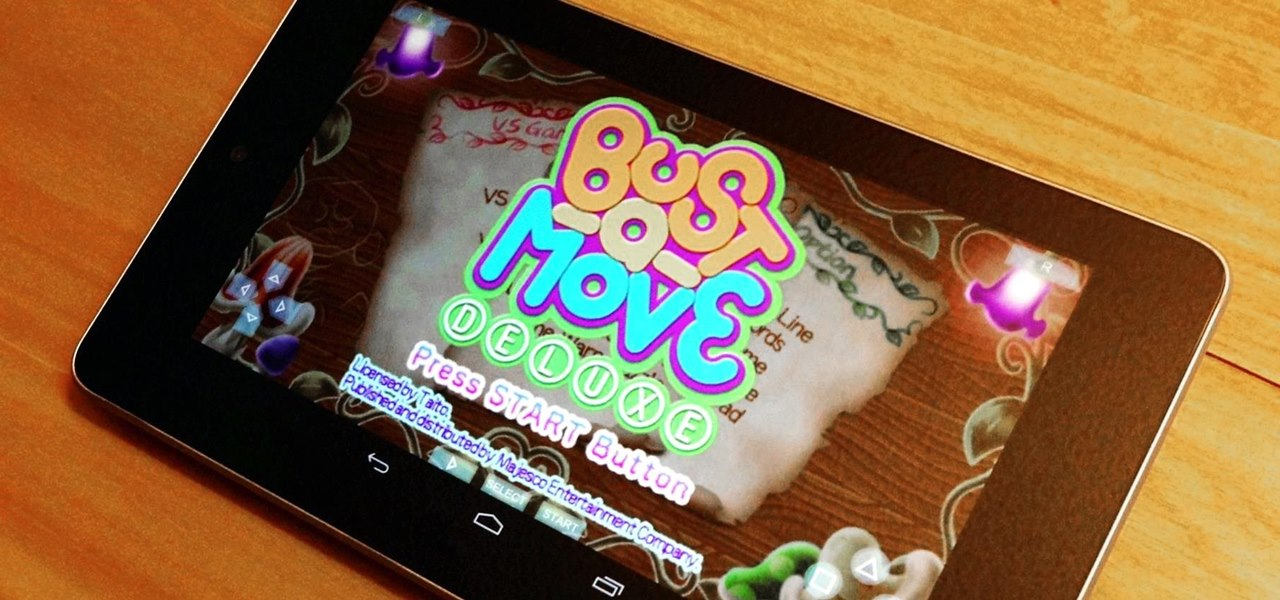 Play Almost Any PSP Game Smoothly on Your Nexus 7 Tablet