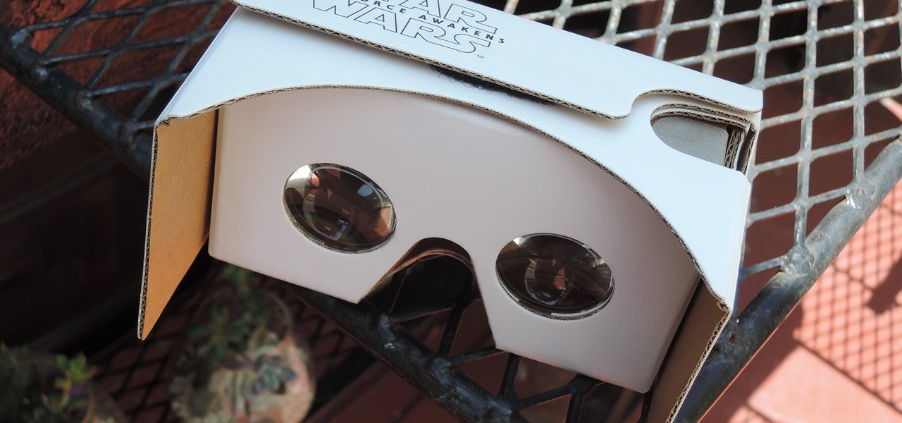 Use Google Cardboard if Your Phone Doesn't Have a Gyroscope