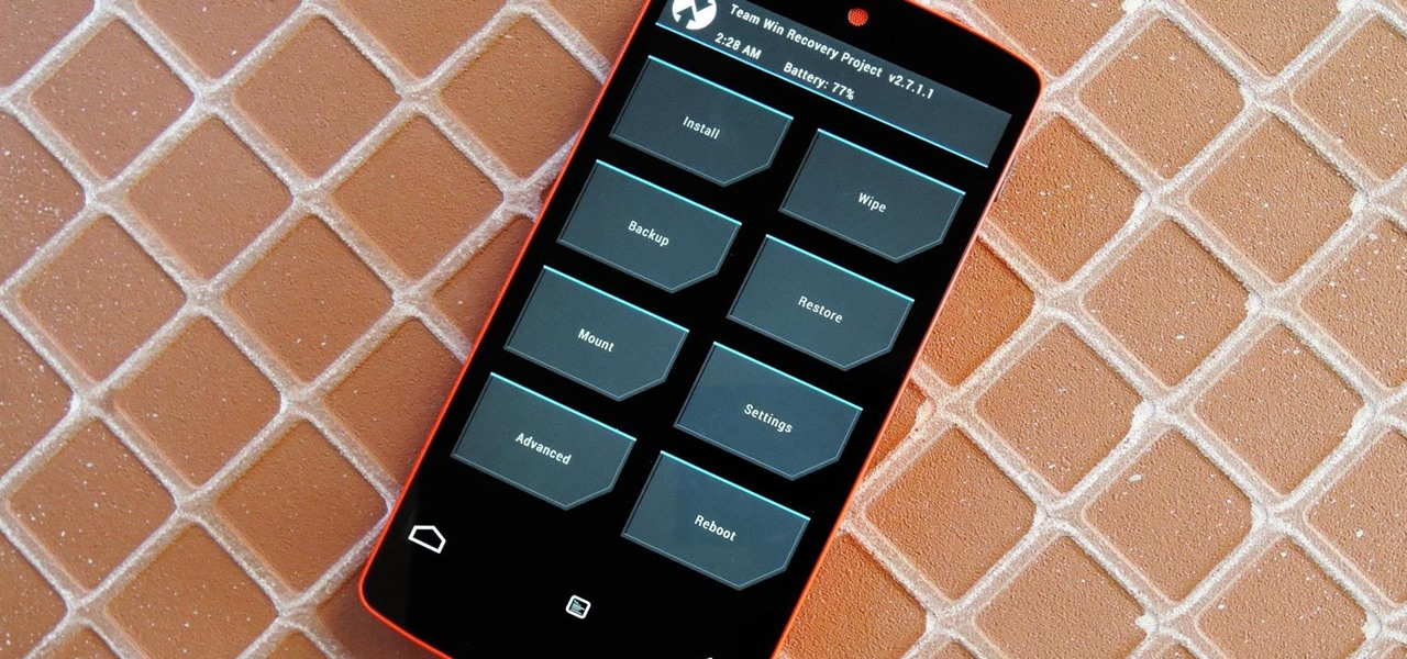The Ultimate Guide to Using TWRP: The Only Custom Recovery You'll Ever Need