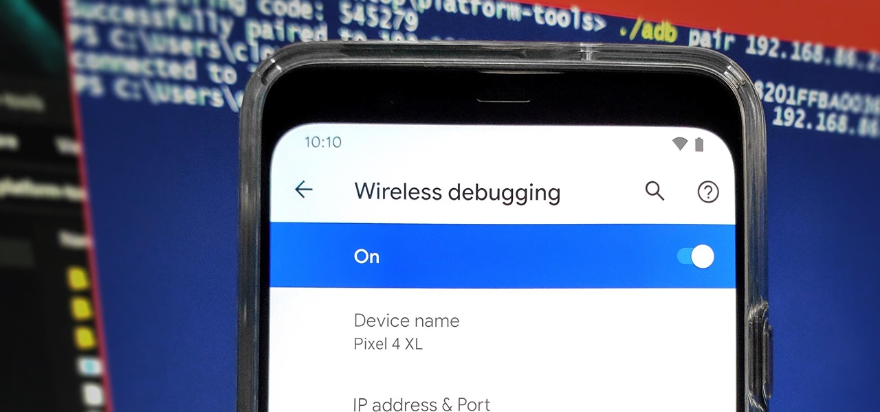 Set Up Wireless Debugging on Android 11 to Send ADB Commands Without a USB Cable