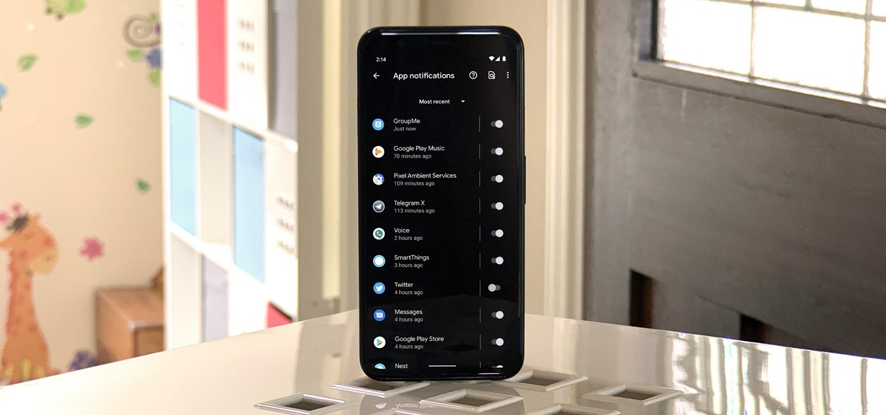 Silence Notifications from Individual Apps on Your Android Phone