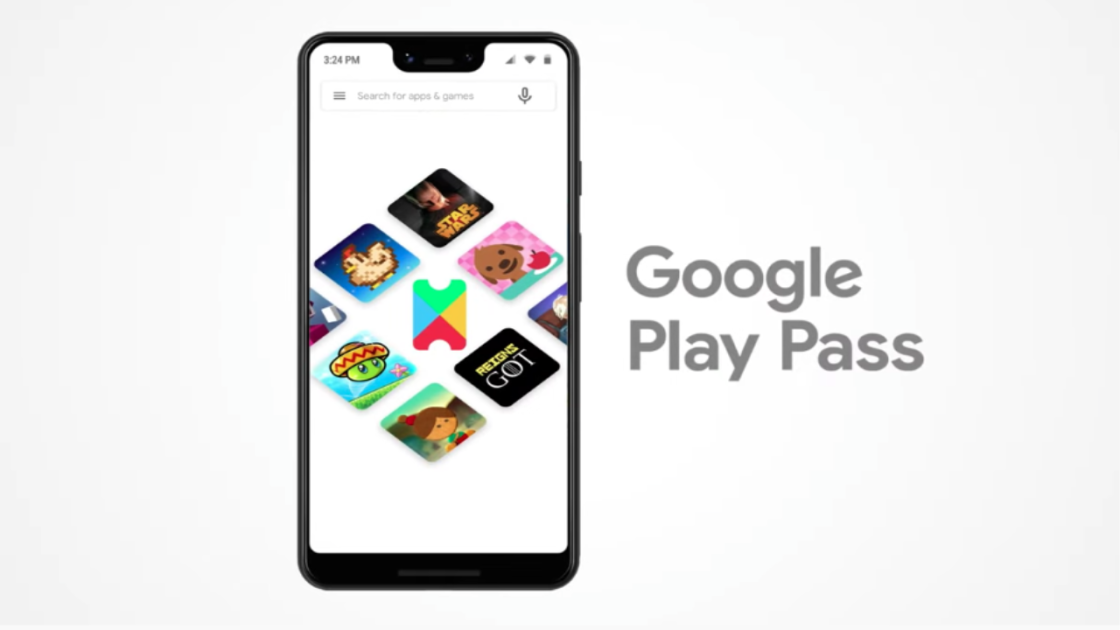 Google svarar på Apple Arcade med 'Play Pass'