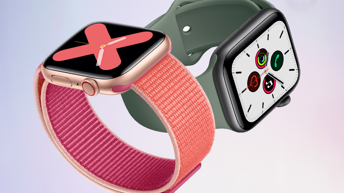 Hands On med Apple Watch Series 5