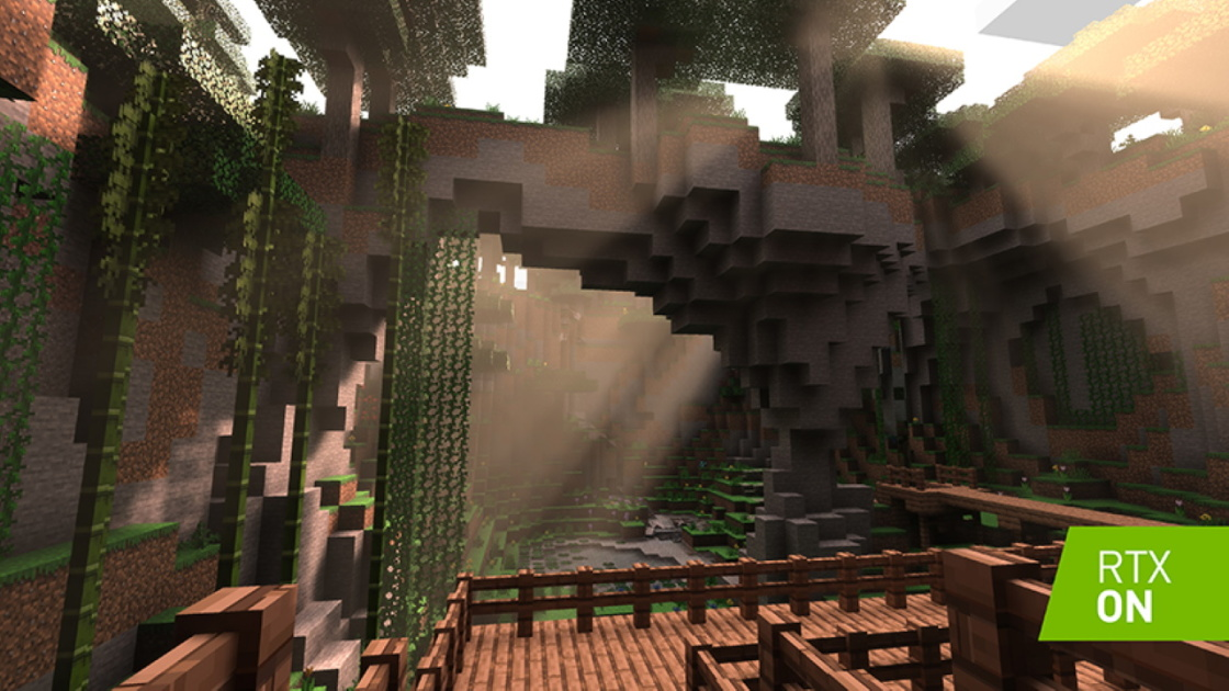 Minecraft får 'Jaw-Dropping' Ray Tracing Support