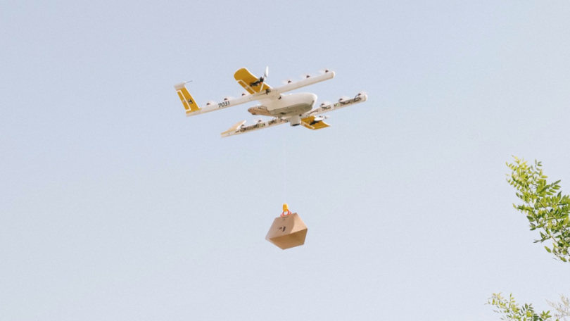 Walgreens, FedEx Test Drone Delivery With Alphabet's Wing